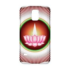 Ayyavazhi Symbol  Samsung Galaxy S5 Hardshell Case  by abbeyz71