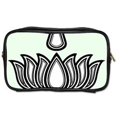 Ayyavazhi Symbol Toiletries Bags 2 Side by abbeyz71