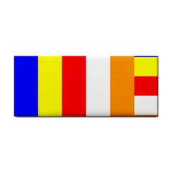 International Flag Of Buddhism Cosmetic Storage Cases by abbeyz71