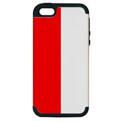 International Flag Of Buddhism Apple Iphone 5 Hardshell Case (pc+silicone) by abbeyz71