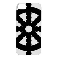Dharmacakra Apple Iphone 5s/ Se Hardshell Case by abbeyz71