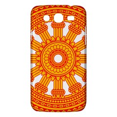 Dharmacakra Samsung Galaxy Mega 5 8 I9152 Hardshell Case  by abbeyz71
