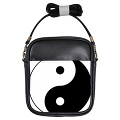 Yin & Yang Girls Sling Bags by abbeyz71