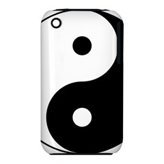 Yin & Yang Iphone 3s/3gs by abbeyz71