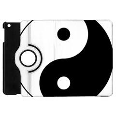 Yin & Yang Apple Ipad Mini Flip 360 Case by abbeyz71