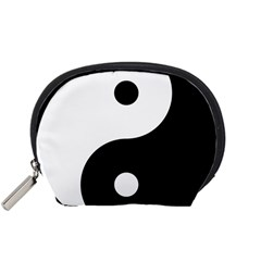 Yin & Yang Accessory Pouches (small)  by abbeyz71