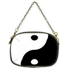 Yin & Yang Chain Purses (one Side)  by abbeyz71