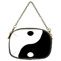 Yin & Yang Chain Purses (two Sides)  by abbeyz71