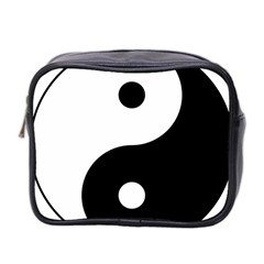 Yin & Yang Mini Toiletries Bag 2 Side by abbeyz71