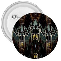 Urban Industrial Rust Grunge 3  Buttons by CrypticFragmentsDesign