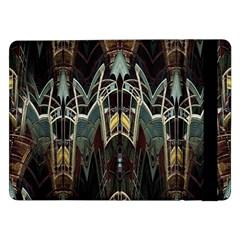 Urban Industrial Rust Grunge Samsung Galaxy Tab Pro 12 2  Flip Case by CrypticFragmentsDesign