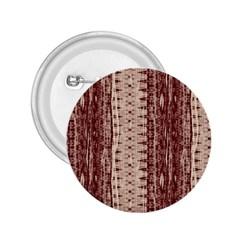 Wrinkly Batik Pattern Brown Beige 2 25  Buttons by EDDArt