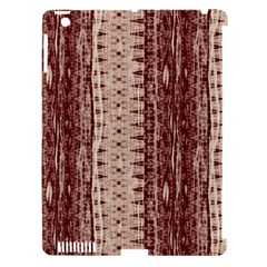 Wrinkly Batik Pattern Brown Beige Apple Ipad 3/4 Hardshell Case (compatible With Smart Cover) by EDDArt