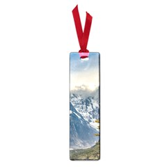 Snowy Andes Mountains, El Chalten Argentina Small Book Marks by dflcprints