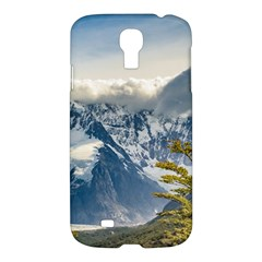 Snowy Andes Mountains, El Chalten Argentina Samsung Galaxy S4 I9500/i9505 Hardshell Case by dflcprints