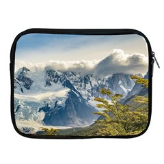 Snowy Andes Mountains, El Chalten Argentina Apple Ipad 2/3/4 Zipper Cases by dflcprints