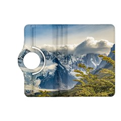 Snowy Andes Mountains, El Chalten Argentina Kindle Fire Hd (2013) Flip 360 Case by dflcprints