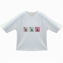 Think   Chemistry Infant/toddler T Shirts by Valentinaart