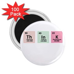 Think   Chemistry 2 25  Magnets (100 Pack)  by Valentinaart