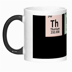 Think   Chemistry Morph Mugs by Valentinaart