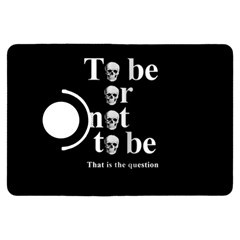 To Be Or Not To Be Kindle Fire Hdx Flip 360 Case by Valentinaart