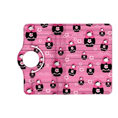 Matryoshka Doll Pattern Kindle Fire Hd (2013) Flip 360 Case by Valentinaart