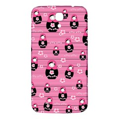 Matryoshka Doll Pattern Samsung Galaxy Mega I9200 Hardshell Back Case