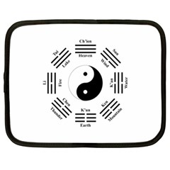 I Ching  Netbook Case (xxl)  by Valentinaart