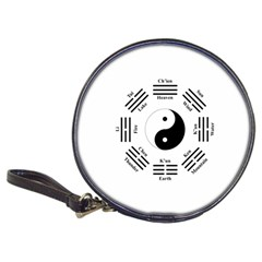 I Ching  Classic 20 Cd Wallets by Valentinaart