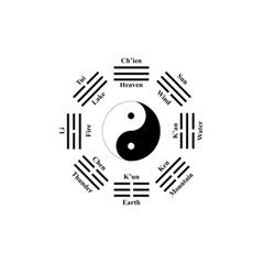 I Ching  5 5  X 8 5  Notebooks by Valentinaart