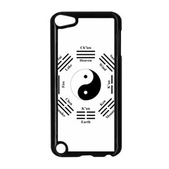 I Ching  Apple Ipod Touch 5 Case (black) by Valentinaart