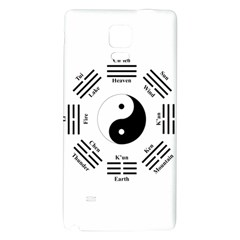 I Ching  Galaxy Note 4 Back Case by Valentinaart