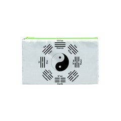 I Ching  Cosmetic Bag (xs) by Valentinaart