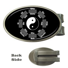 I Ching  Money Clips (oval)  by Valentinaart