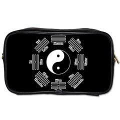 I Ching  Toiletries Bags 2 Side by Valentinaart