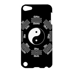 I Ching  Apple Ipod Touch 5 Hardshell Case by Valentinaart