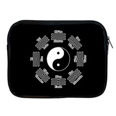 I Ching  Apple Ipad 2/3/4 Zipper Cases by Valentinaart