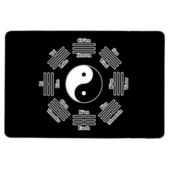 I Ching  Ipad Air Flip by Valentinaart