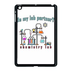Chemistry Lab Apple Ipad Mini Case (black) by Valentinaart