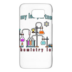 Chemistry Lab Galaxy S6 by Valentinaart