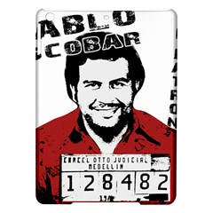 Pablo Escobar  Ipad Air Hardshell Cases by Valentinaart