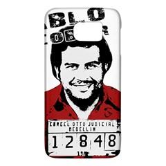Pablo Escobar  Galaxy S6 by Valentinaart