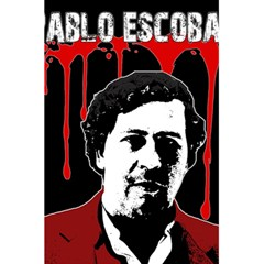 Pablo Escobar  5 5  X 8 5  Notebooks by Valentinaart
