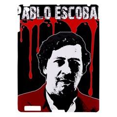 Pablo Escobar  Apple Ipad 3/4 Hardshell Case by Valentinaart