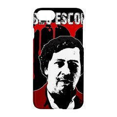 Pablo Escobar  Apple Iphone 7 Hardshell Case by Valentinaart