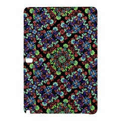 Colorful Floral Collage Pattern Samsung Galaxy Tab Pro 12 2 Hardshell Case by dflcprints