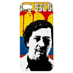 Pablo Escobar Apple Iphone 5 Hardshell Case by Valentinaart
