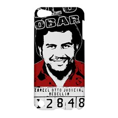Pablo Escobar Apple Ipod Touch 5 Hardshell Case by Valentinaart
