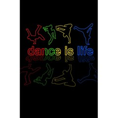 Dance Is Life 5 5  X 8 5  Notebooks by Valentinaart