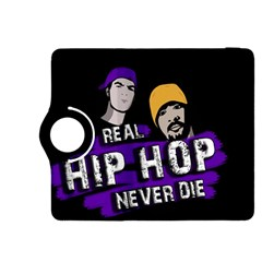 Real Hip Hop Never Die Kindle Fire Hdx 8 9  Flip 360 Case by Valentinaart